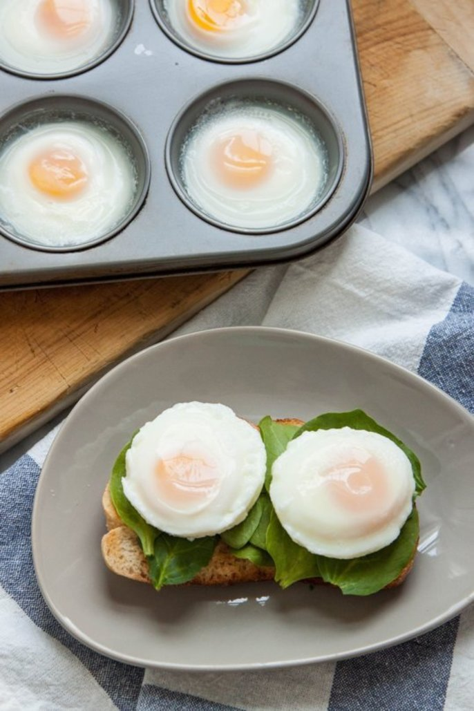 Muffin Tin Poached Eggs Recipes Friend